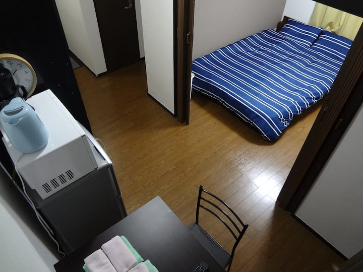 NEW OPEN!! 15min to Tenjin station / Free WiFi