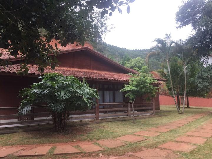 Casa aconchegante em Santa Teresa
