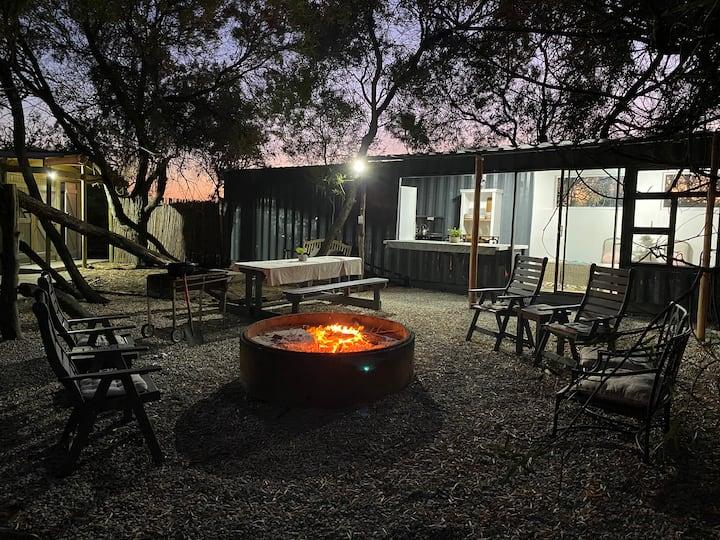 Fijnbos Safaris Tent