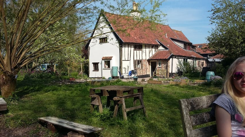 Prospect Farm, rural, idyllic, peaceful, wildlife, - Norfolk - Hus