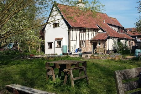 Prospect Farm, rural, idyllic, peaceful, wildlife, - Norfolk - Rumah