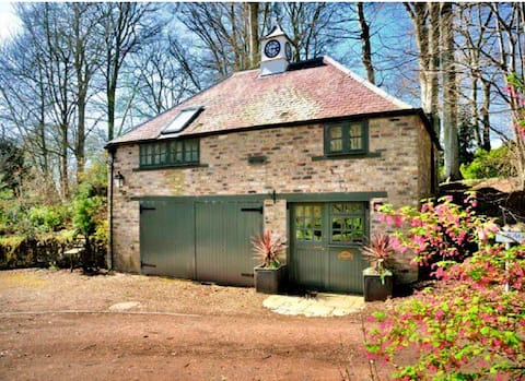 19th Century Clockhouse Cottage, Earlston, Borders