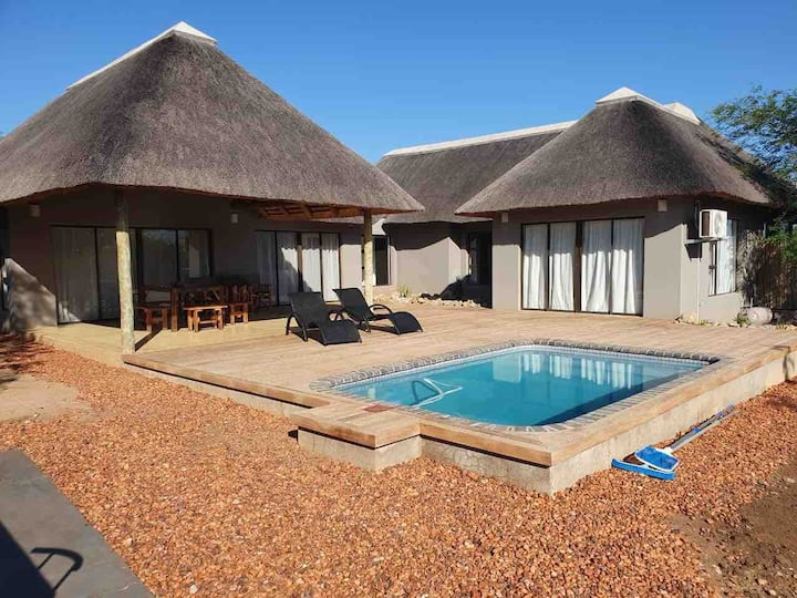 Thabisa Self catering lodge