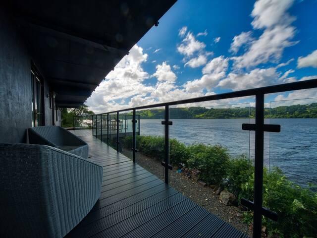 Tegid Lakeside Suite