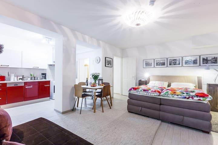 Holiday apartment in Bergmannkiez
