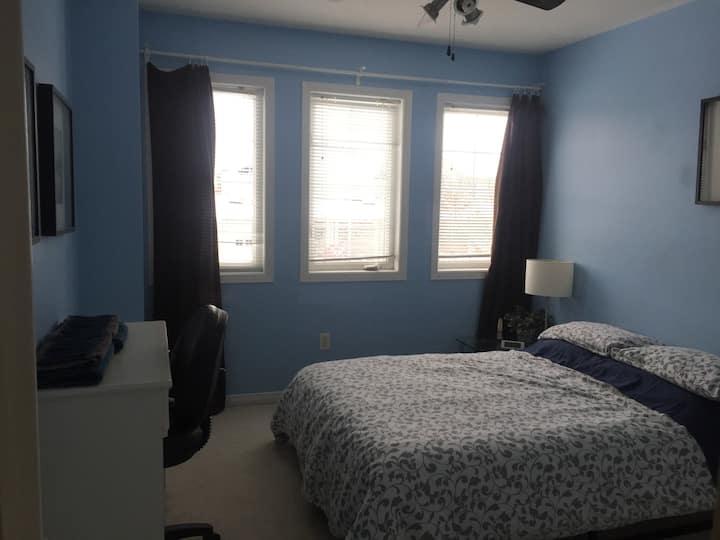 Sunny comfortable room