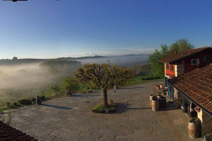 Cascina Penna nel Monferrato