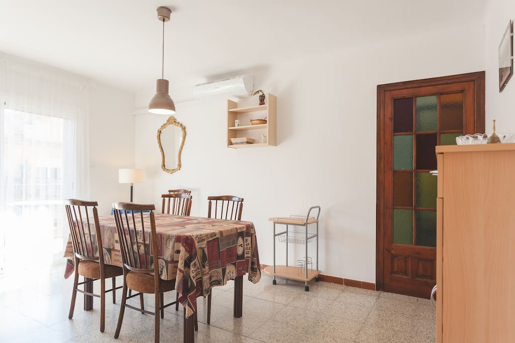 Menjador / Comedor / Dining room