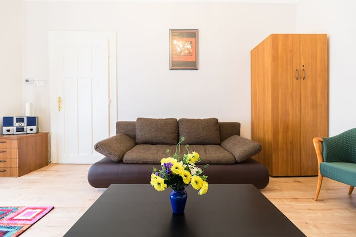 Cozy Colors Apartment @ the GASTRO mainstreet