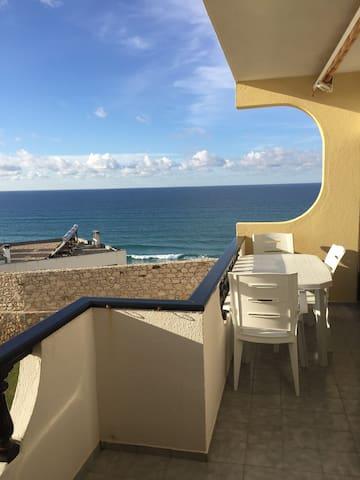 Sea view apartment Foz do Arelho
