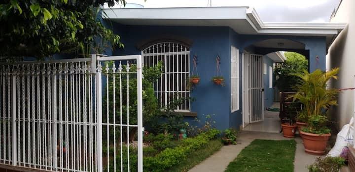 RESIDENCIAL LAS DELICIAS  en el corazón de Managua