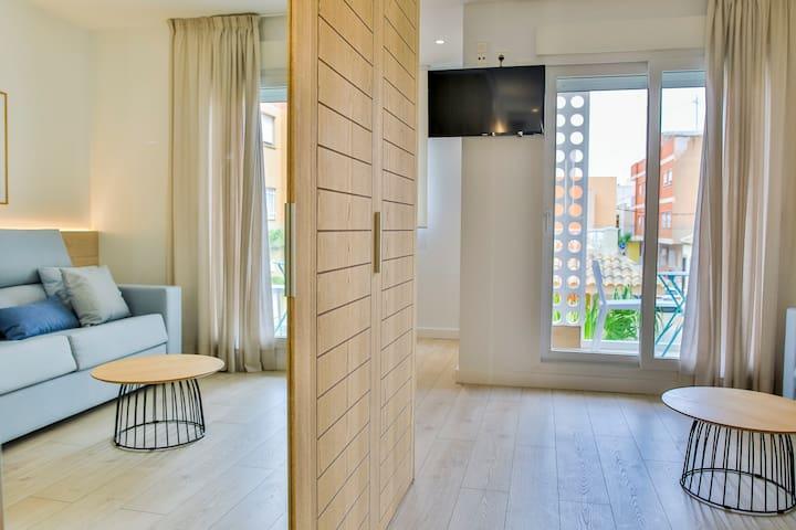 APARTAMENTOS 525 / Apartamento 4 Personas