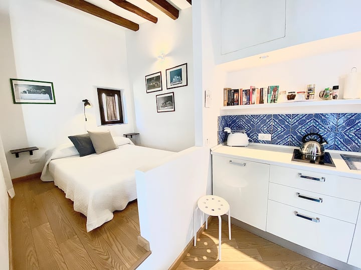 TUBEROSA - loft with TERRACE in CEFALU's heart