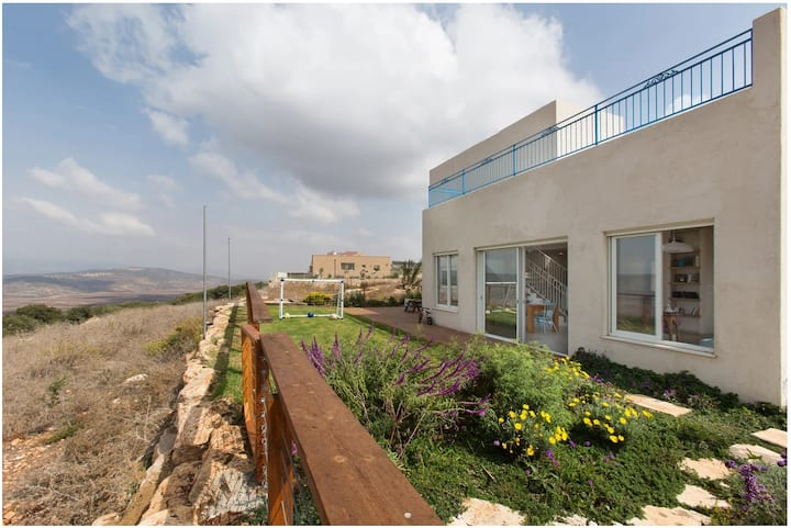 Large Beit Rimon Country House