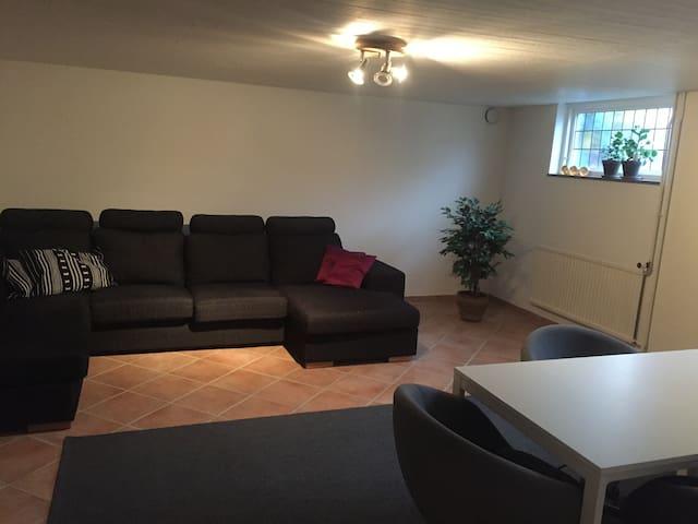 Wildrosen 4  - sovrum nr; 1 - Halmstad - Lägenhet