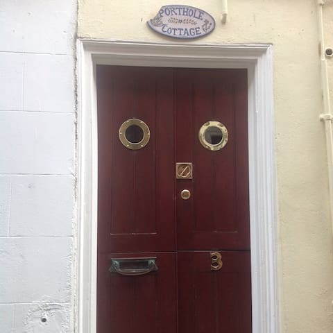 Porthole Cottage - Whitby - Casa