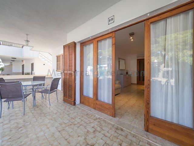 Comfortable apartment Playa de Muro - Muro - Huoneisto