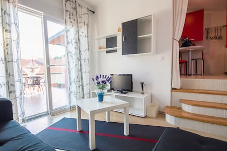 Stella Maris Apartment for 3 Person - Umag