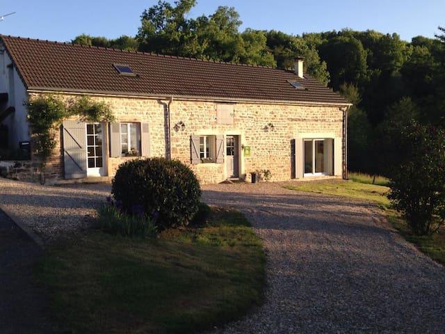 Gîte La Brierette au coeur du Charolais - Pouilloux - Huis