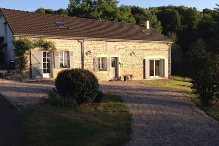 Gîte La Brierette au coeur du Charolais - Pouilloux - Dom
