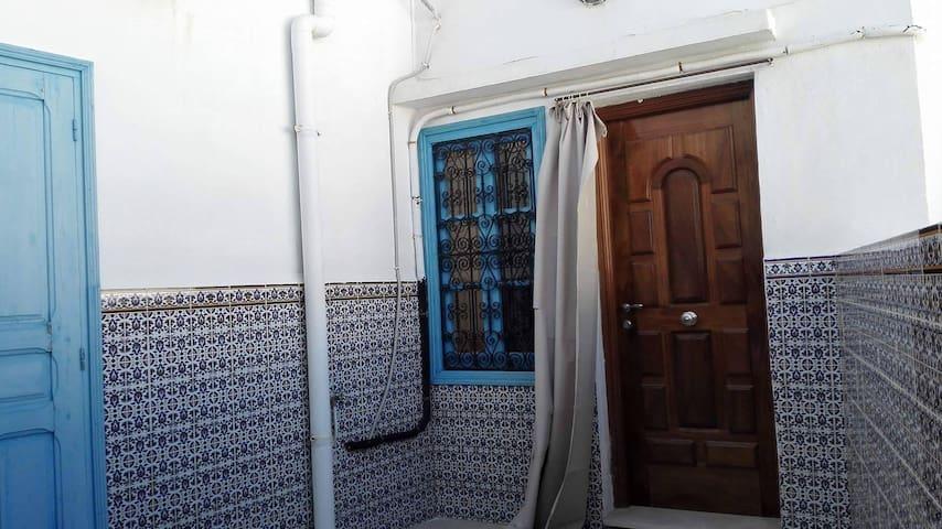 Appartement rustique 70 m2 proche de la plage - Mahdia - อพาร์ทเมนท์