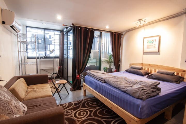 Haihostel - Private Double Bed Room