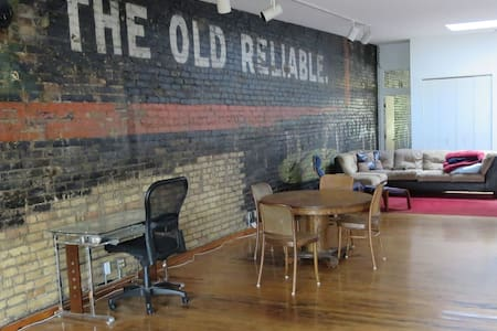 Old Reliable - Minneapolis - Lakás
