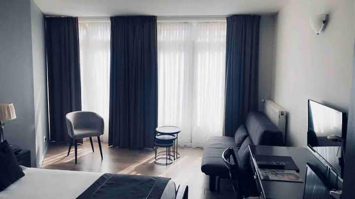 Boutique Hotel Doubleroom near Amsterdam/Schiphol