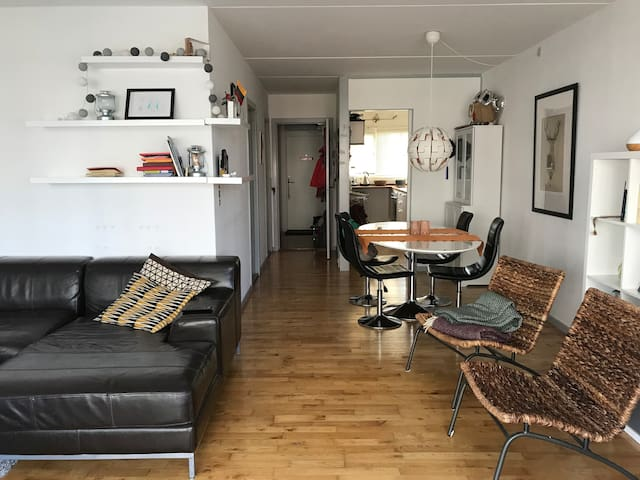 Super cozy and spacious apartment