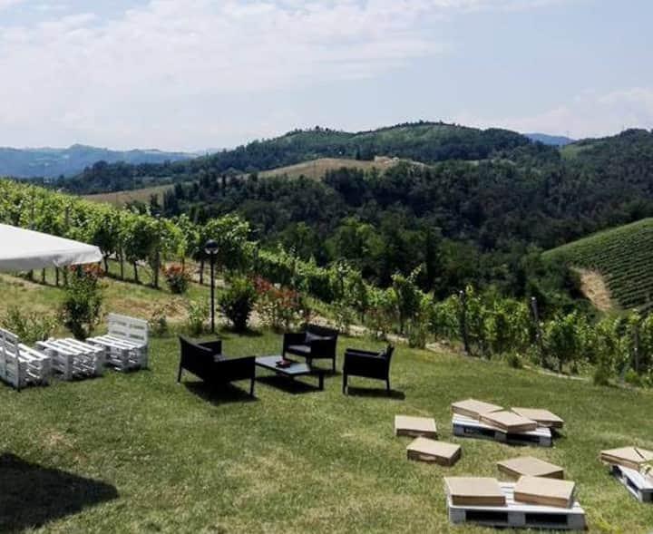 Podere Riosto Wine Guest - Apartament Grifone