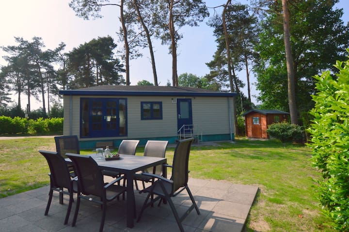Beautiful Chalet in Gilze en Rijen by the Forest