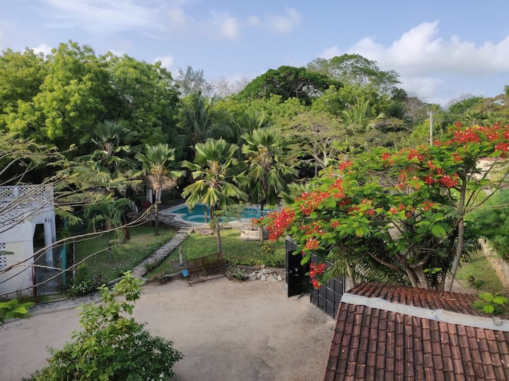 Drifts cottage Diani, private beach access
