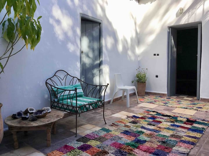 Atlas Mountains Bohemian Retreat