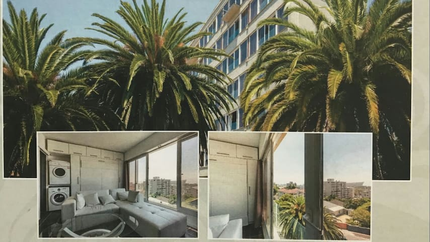 Prime Studio apartment  Cape Town - Cape Town - Apartment