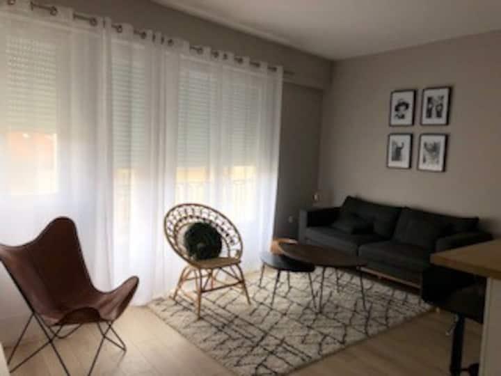 apart classé, confort,plein centre, wifi, garage