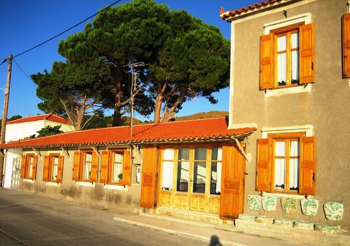 Sun House  - Ourania - Efthalou - Flat