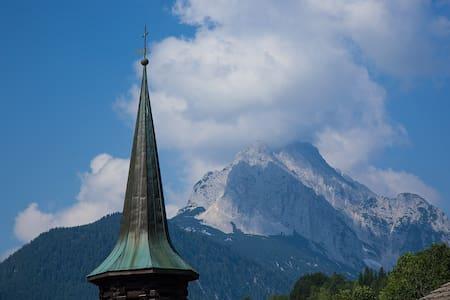 Ferienwohnung Adelia - Mittenwald