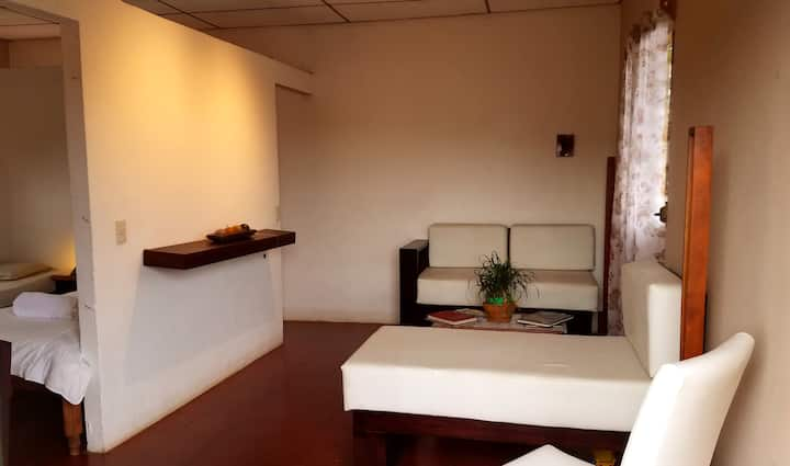 Small apartment in Nahuizalco town in El Salvador