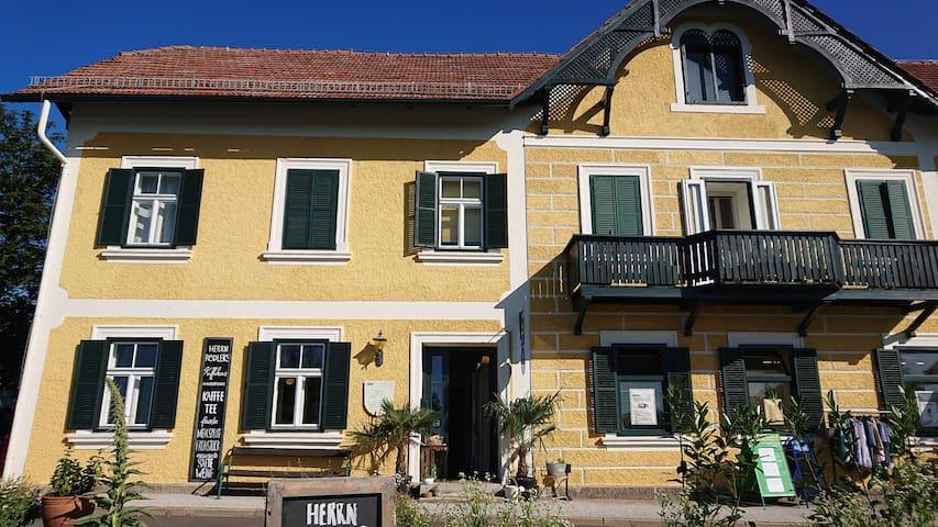 Fräulein Rodlers Gästehaus im Hubertushof