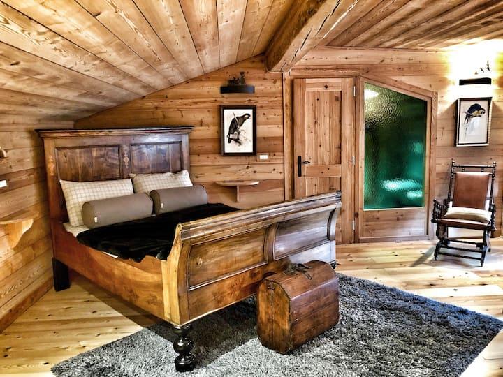 B&B Wooden Loft