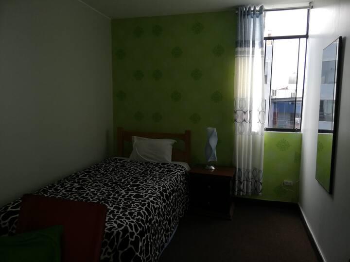 Confortable Habitación en  San Borja