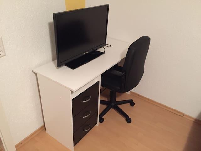 gemütliches Zimmer in ruhiger Lage - Heilbronn - Lägenhet