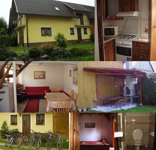 Penzión domček č.106 - Suchá Hora - Guesthouse