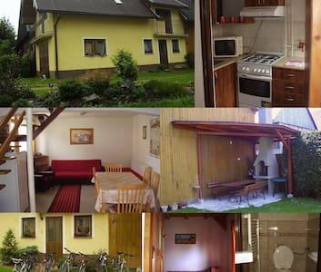 Penzión domček č.106 - Suchá Hora - 게스트하우스