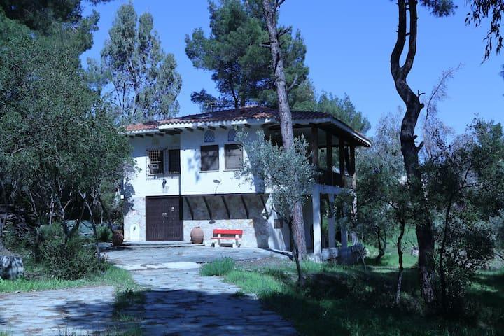 Villa Aspioti