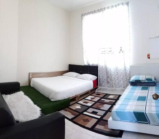 Teratak Impian Inn-second room. Bilik kedua rumah