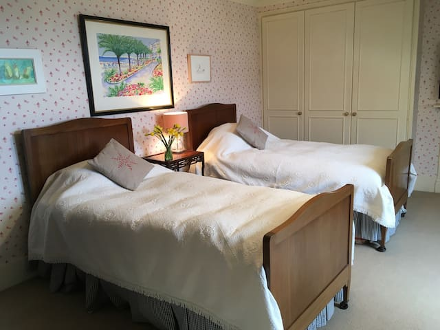 Comfortable, spacious, clean rooms