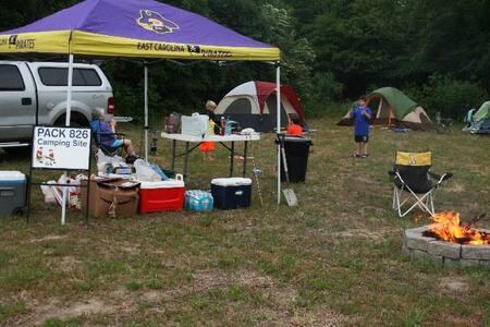 Cable Paradise Group Campsite