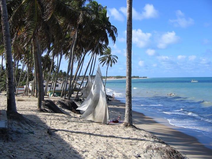 Praia de Maracajaú (Pousada Sinhá) Apt 1