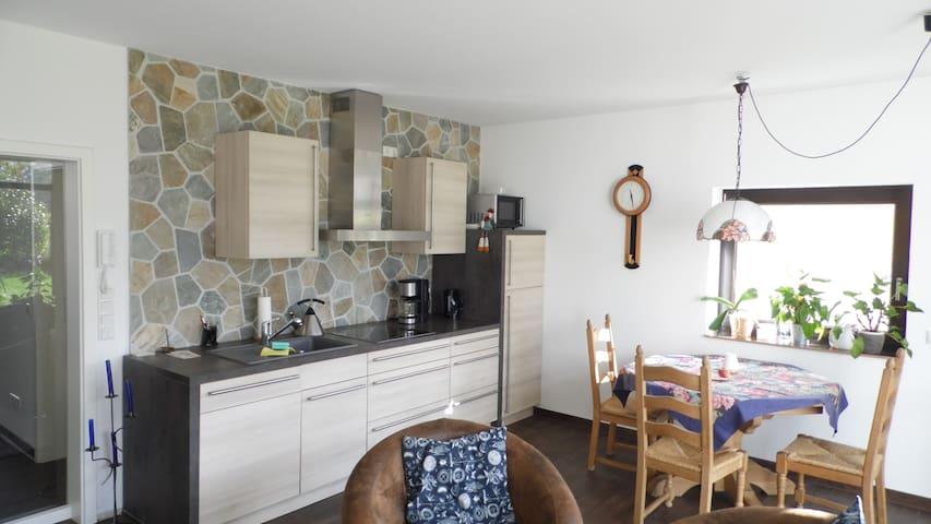 55 qm Wohnung in Haan Gruiten, Nähe Düsseldorf